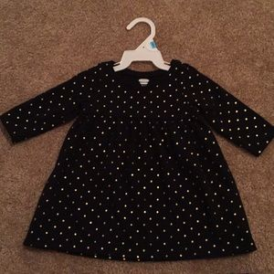 Size 3-6 month dress old navy brand new